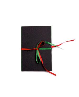 Geschenkverpakking Liber amicorum